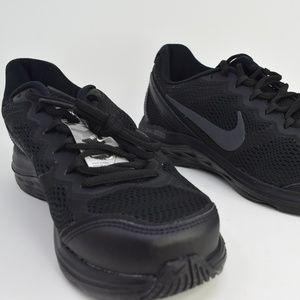 Nike Dual Fusion Run 3 Black/Black 653594-020 8.5